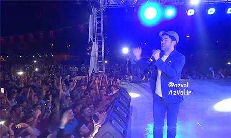 دانلود آهنگ آذربایجانی جدید Uzeyir Mehdizade به نام Adam Kimi